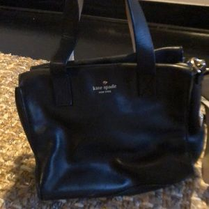 Well-loved Kate Spade square cross body